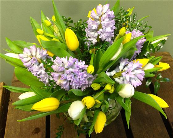 Spring Day The Flower Basket Florist Rochford